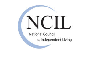 NCIL National Council on Independent Living Logo