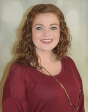 Caitlin Hanvey, Office Manager